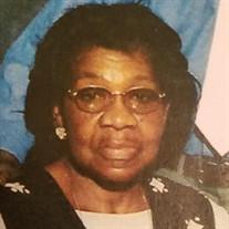 Mrs. Thelma Bazemore