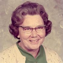 Ethel Hammack Buntin Thomas