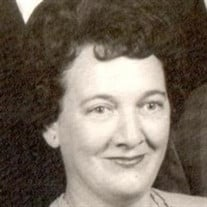MILDRED MANNING FAUVER