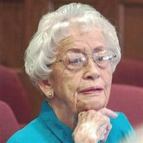 Doris Bertine Orr