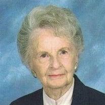 Mary Patricia (Crandall) Huff