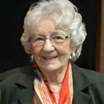 BETTY KATHERINE WIMER VANFOSSEN
