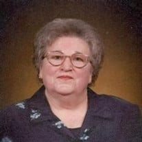 Myrtle Louise (Lilley) Thompson