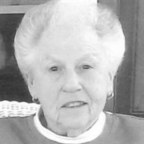 Ann Gertrude Calverley