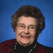 Mrs. Madie McNeill Jordan