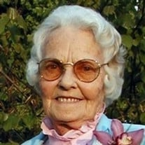 MARY LEE HOWERTON McALISTER