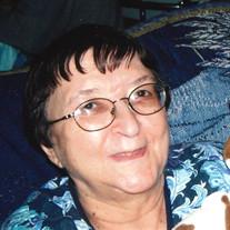 """Vivian L. """"Nub"""" Huebner"""