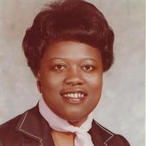 Mrs. Dorothy Vines Dudley