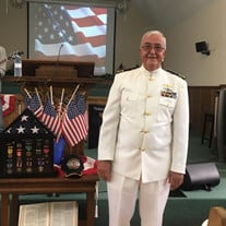 "Rev. Milborn ""Rusty"" Wishon"