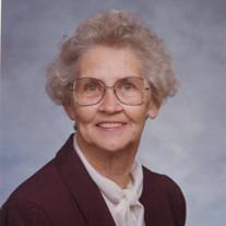 Marie Land Burchett