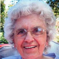 Iris Mae Dobson