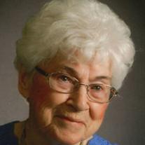 Adeline Alfreida Mann