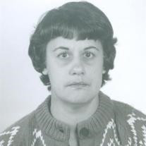 Mary Helen Keener Turner Nicholson
