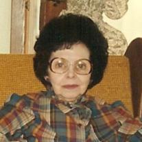 Freda B. Pate