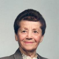 Inez Anderson Maddox