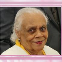 Mrs. Helen Annette McDonald