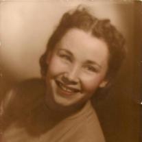 Frances Josephine Horne  Cosby