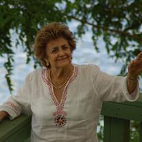 Mrs. Eva Garza