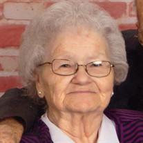 Lottie Burkhart Horton