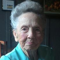 Emmie Lorene Reynolds