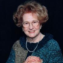 E. Frances Shoemaker Wilkins