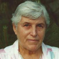 Agnes C Burns