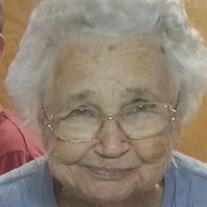 Mrs. Josie West Padgett