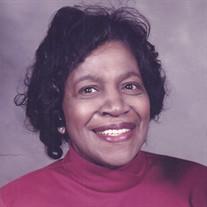 Luvenia Philpot Richardson