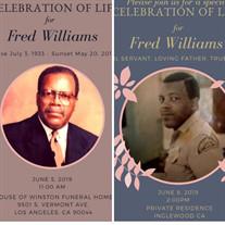 Mr Frederick Williams