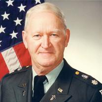 Chaplain Hubert R. Baker
