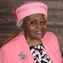 Mary Pearl Sistrunk