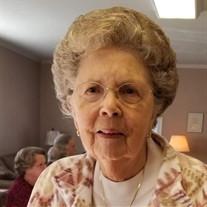 Lillian Mae Allen Sidden