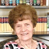 "Patricia ""Pat"" Faye Leach"