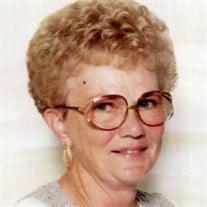 """Elizabeth  """"Bettie"""" Peterson"""