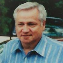John Sidney Massengill, Enville, TN