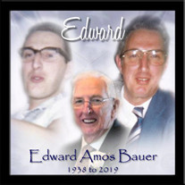 Edward Amos Bauer