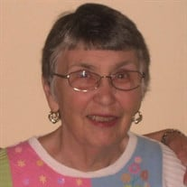 Mrs. Mary Jo Sledge