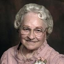 Mrs. Clester Mitchell Morris Shull
