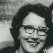 Patricia Mae Goodrich