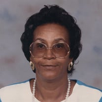 Priscilla Vernice Brown