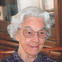 Edith Dodd
