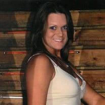 Christina Louise Huggins of Selmer, TN