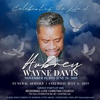 Aubrey Wayne Davis
