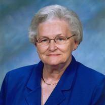 Hazel Elizabeth West Stoddard