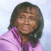 Mrs. Christine Eugenia Blackwood