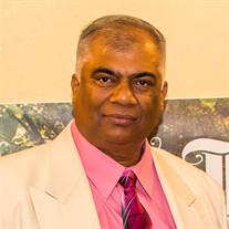 Pastor Edwin Permaul