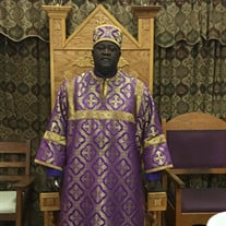 Prophet Daniel Fason
