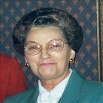 Virginia Ruth Stevens