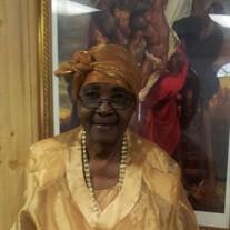 Ms. Annie Mae Bennett