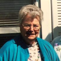 Frances M. Ervin
